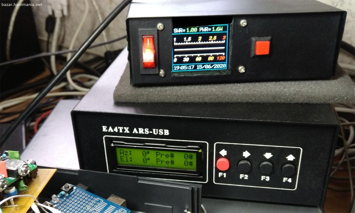 Продам измеритель КСВ/мощности